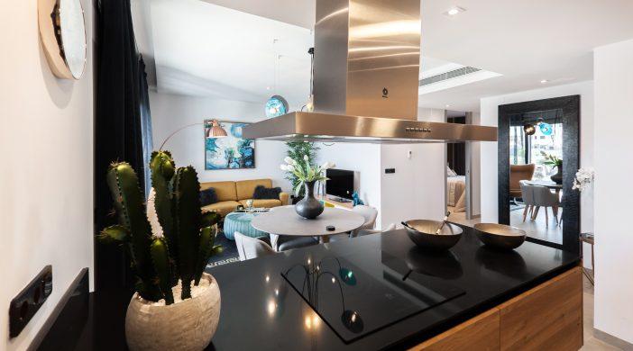 cuisine décorée